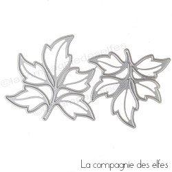 Dies duo feuilles