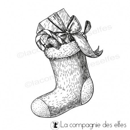 Pages 2/2 Tampon-botte-de-noel