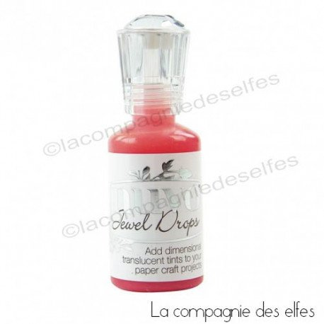 CHALLENGE DU 1ER OCTOBRE  Jewel-drop-tonic-studio-strawberry-coulis