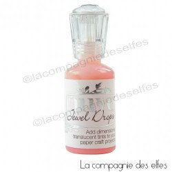 Jewel drop Tonic Studio rose water