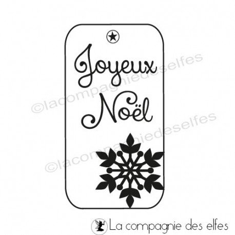 Carte gnome et lutin 1/3 Tampon-ticket-noel