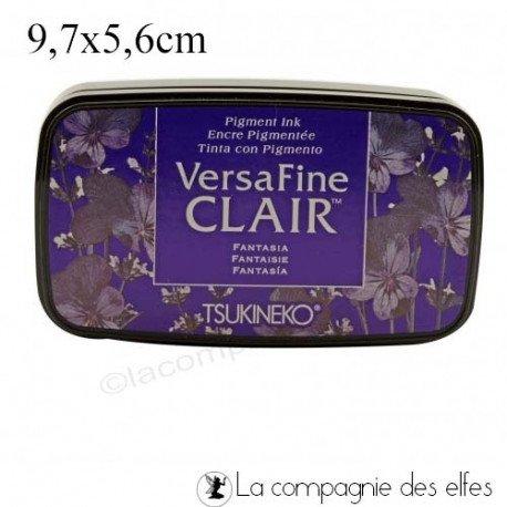 Acheter tampon encreur violet