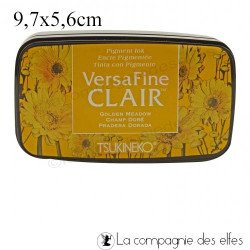 Encreur versafine Golden meadow