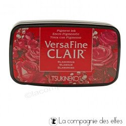 Encre versafine Glamourous