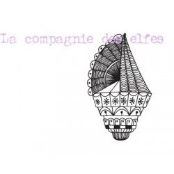 shell stamp | tampon encreur coquillage