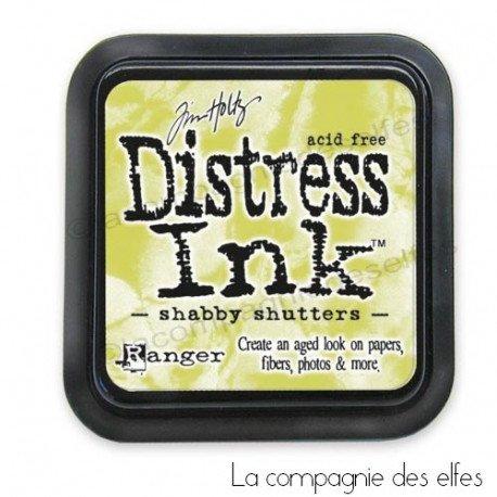 acheter distress shabby shutters