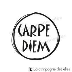 tampon CARPE DIEM - nm
