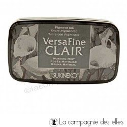 Encre versafine clair morning mist