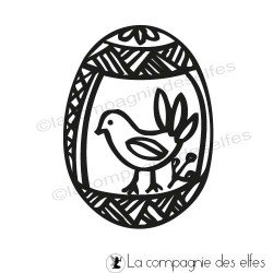 Buy easter egg stamp | acheter oeuf de paques