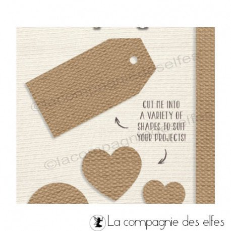 Hessian sheets | achat toile autocollante | rustic wedding