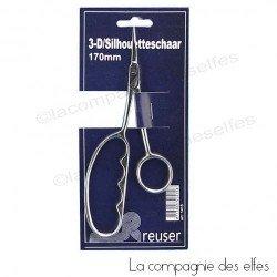 Acheter ciseaux scrap | achat ciseaux 3D