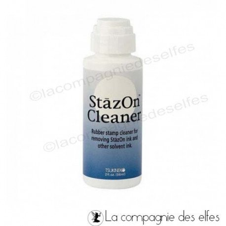 nettoyant pour tampon | stazon cleaner