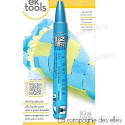 stylo colle pointe 5 mm