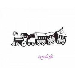 petit train BOIS