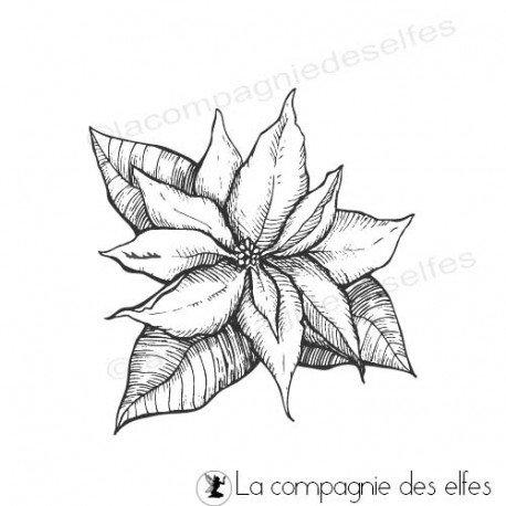 Challenge du 1er décembre sketch ATC. Tampon-etoile-de-noel