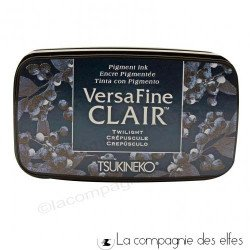 Encre versafine clair Twilight