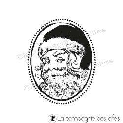 le médaillon du père Noël nm