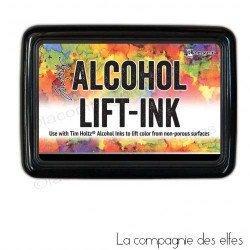 Encre lift alcool