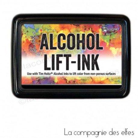 achat encre lift alcool | achat tim holtz