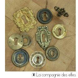 Lot de serrures anciennes | serrures vintage