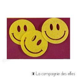 Smile feutrine