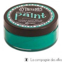 Dylusions vert Peinture acrylique