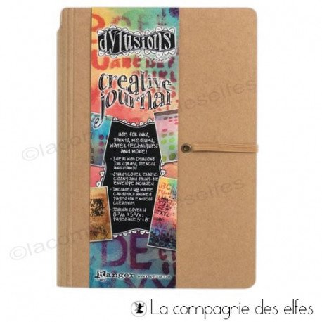 Creative journal tim holtz