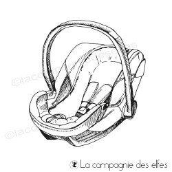 Tampon encreur maxi cosy bébé