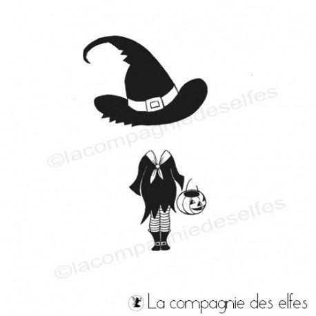 Fêter halloween | tampon pour halloween