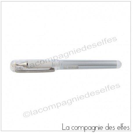 stylo gel pentel