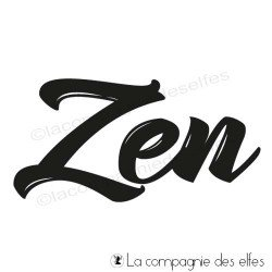 Tampon encreur ZEN