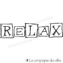 Tampon encreur relax