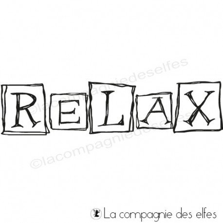 ATC ANIMAUX 1/3 Tampon-encreur-relax