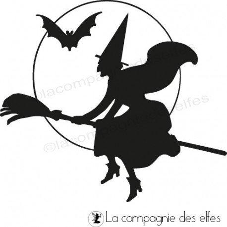 Tampon halloween | noche de brujas | timbro halloween | timbre halloween