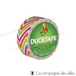 ruban ducktape | ruban chevrons