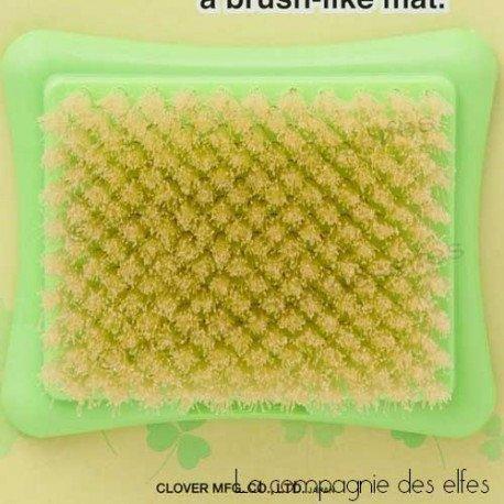 achat brosse spéciale feutrage laine