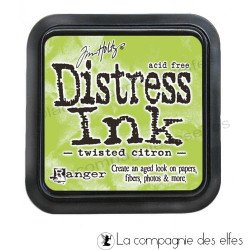 achat distress citron