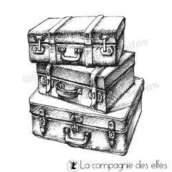 Tampon scrap valises