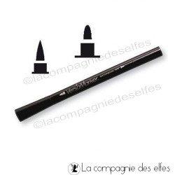 EMBOSS dual pen | stylo feutre à embosser | versamarker