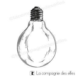 Tampon ampoule vide
