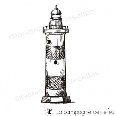 24 Juin sketch Tampon-phare-a-tourelle