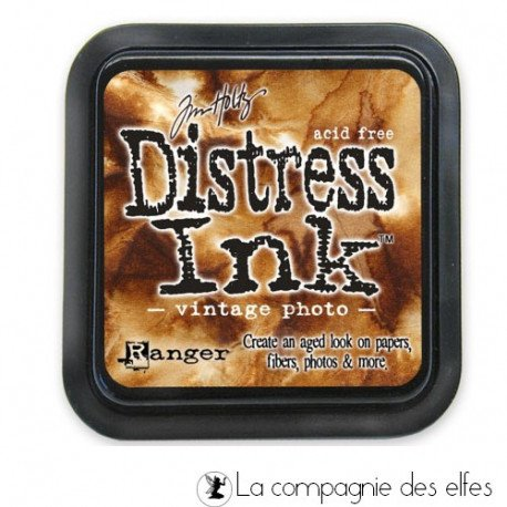 carte libre anniversaires 1/3 Distress-encreur-vintage-photo