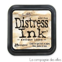 distress encreur ANTIQUE LINEN