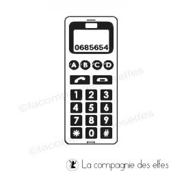 acheter timbre telephone | tampon telephone