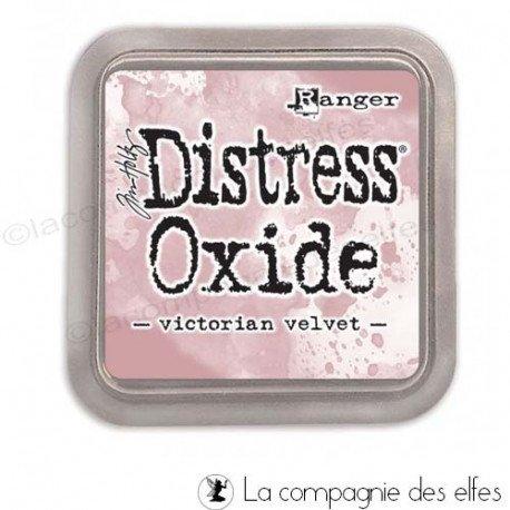 achat distress oxide | victorian velvet Ranger