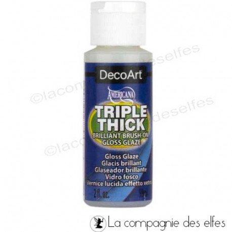 Vernis triple gloss | achat triple gloss brillant