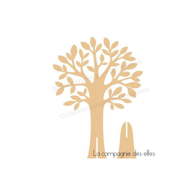 D/écorations de No/ël Artisanales Bricolage Wenxiaw Disque en Bois de Sapin de No/ël Pi/èces de Bois Suspendues Vierges pour Les Ornements darbre de No/ël /Étiquettes darbre de No/ël 50 Pi/èces