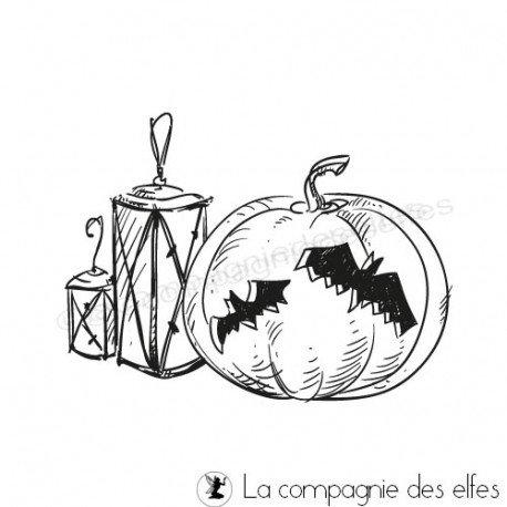 carte citrouille et/ ou halloween 3/3 (tampon à mettre à jour SV) Tampon-lanterne-halloween