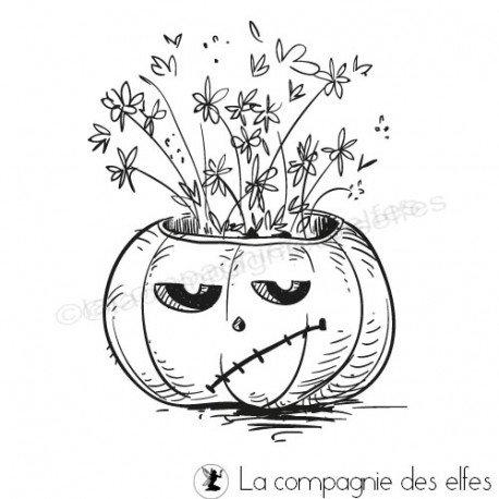 carte citrouille et/ ou halloween 1/3 Tampon-pot-citrouille