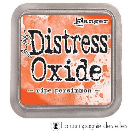 Distress oxide rippe persimon | oxide ripe persimmon